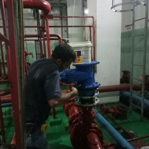 GATE-VALVE-INSTALLATION