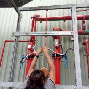 BUTTERFLY-VALVE-AND-FLOW-SWITCH-INSTALLATION